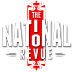 The National Revue Logo