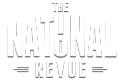The National Revue Sticky Logo