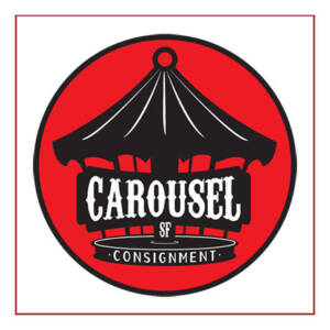 Carousel Consignment SF logo by National Revue