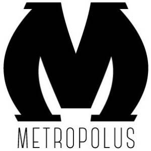 Metropolus logo by National Revue