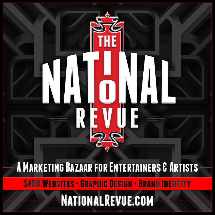 The National Revue social card