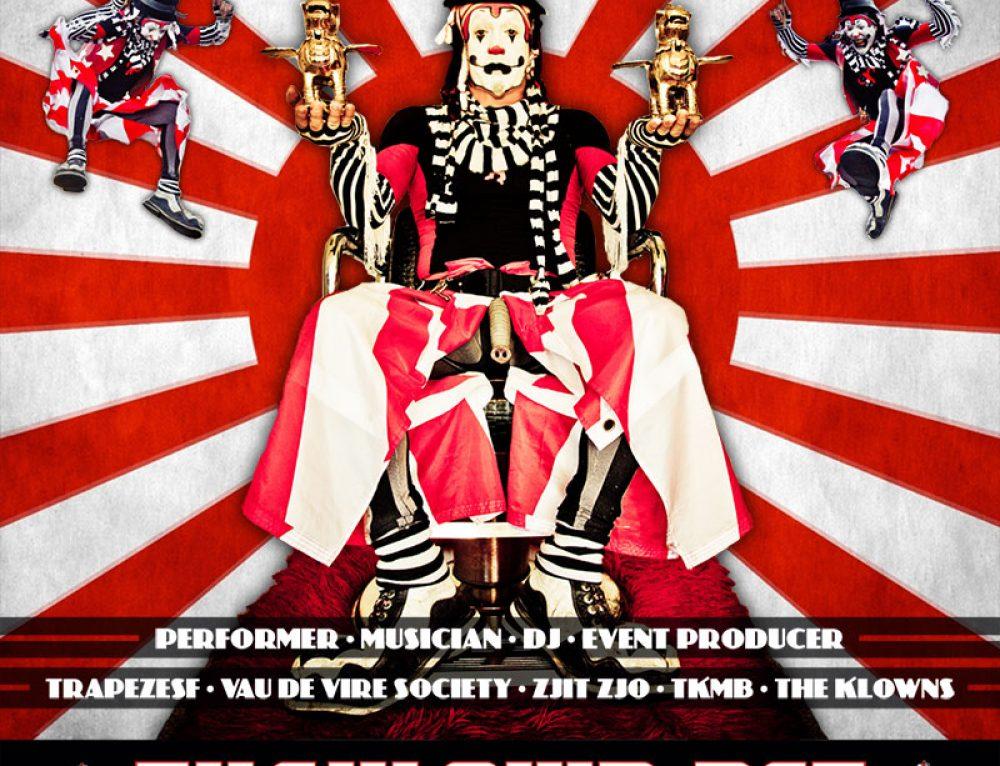 The Klown Social Card