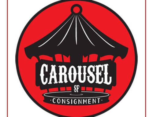 Carousel Consignment SF logo