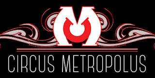 Circus Metropolus logo - Designed by The National Revue