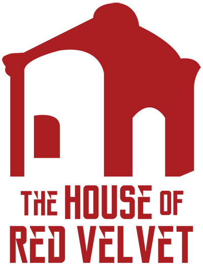 House of Red Velvet logo - Designed by The National Revue