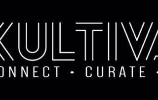 Kultivate logo - Designed by The National Revue