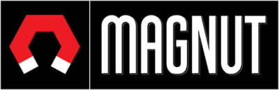 Magnut logo - Designed by The National Revue