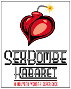 SexBombe Kabaret logo by National Revue