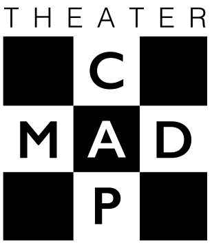 Theater Madcap logo - Designed by The National Revue