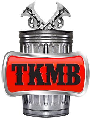 TrashKan Marchink Band logo by National Revue