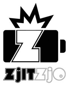 Zjit Zjo logo by National Revue