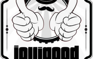 Jolligood logo - Designed by The National Revue