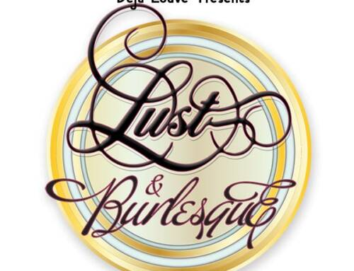 Lust & Burlesque logo