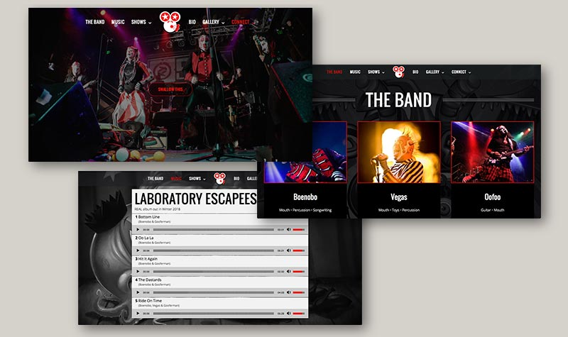 The National Revue - Affordable creative services, including custom, mobile ready websites